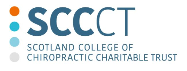 Scotland College of Chiropractic Charitable Trust.